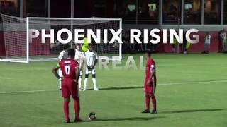 Download Phoenix rising VS Real Monarchs Omar Bravo Goal/ USL 2017/ soccer tv y mas njr Video