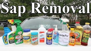 Download The BEST Tree Sap Removal Product for your Car is? Video