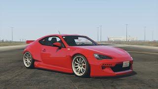 Download GTA 5 - AIRPORT GYMKHANA DRIFT MONTAGE (Rocket Bunny GT86) Video