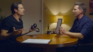 Download Whisper Challenge with Steve Burton and Joshua Morrow - Read my Lips! Video