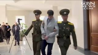 Download Beaten and Terrorized, Otto Warmbier Returns in a Coma from N Korean Captivity Video
