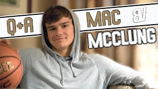 Download Who is Mac McClung? Why Georgetown, Planning Dunks, Justin Bieber, Dislikes Yeezys & More! Video