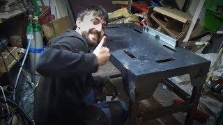 Download Spawaj z Piranem #11 - Jak zrobiłem stół do spawania? Pamiętnik z budowy od podstaw :) Video