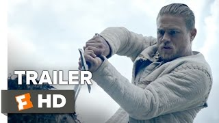 Download King Arthur: Legend of the Sword Official Comic-Con Trailer (2017) - Charlie Hunnam Movie Video