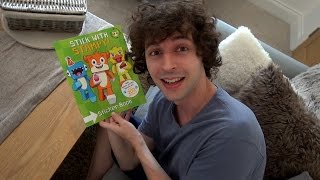 Download My New Sticker Book - Stick With Stampy Video