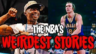 Download 4 NBA Stories SO WEIRD They Have To BE TRUE! Video