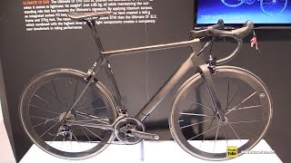 Download 2016 Canyon Ultimate CF EVO 10.0 SL 4.85kg Road Bike - Walkaround - 2015 Eurobike Video