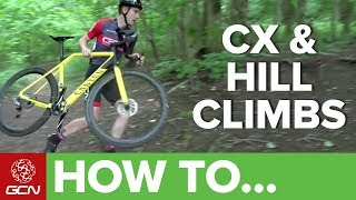 Download How To Convert Summer Fitness To Autumn Wins | Cyclocross And Hill Climbs Video