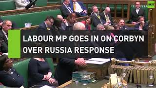 Download Labour MP goes in on Corbyn over Russia response Video