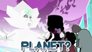 Download White Diamond IS Homeworld? The Living Planet! [Steven Universe: Wanted Theory] Crystal Clear Video