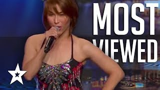 Download MOST VIEWED Auditions on Asia's Got Talent | Got Talent Global Video