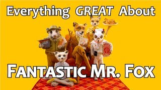 Download Everything GREAT About Fantastic Mr. Fox! Video