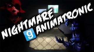 Download NIGHTMARE ANIMATRONIC SHOWDOWN | Gmod FNAF 4 Minigame Video