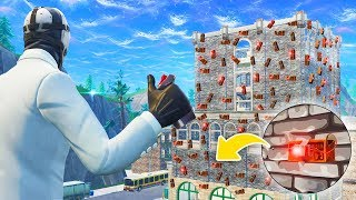 Download Blowing Up TILTED TOWERS With 10,000 C4! - Fortnite Battle Royale Video