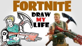 Download Fortnite : Draw My Life Video