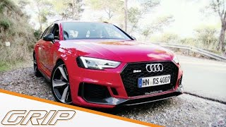 Download Wolf im Schafspelz | Audi RS4 Avant 2018 | GRIP Video