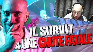 Download IL SURVIT A UNE CHUTE FATALE GRACE A CE MOVE Video