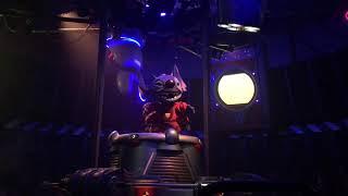 Download The Last Ever Stitch's Great Escape Show at the Magic Kingdom - Walt Disney World 2018 Video