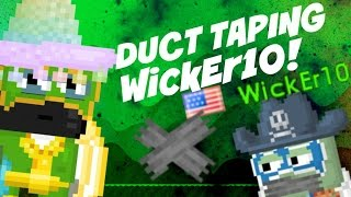 Download Growtopia | Duct taping WickEr10 Video