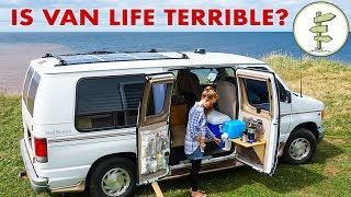 Download Would You Go Crazy Living the Van Life? Tips on How to Find Out Video