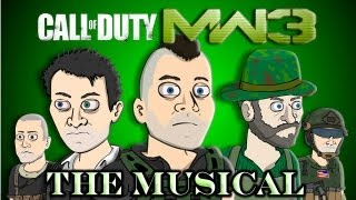 Download ♪ CALL OF DUTY: MW3 THE MUSICAL - Animated Parody Song Video