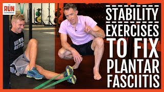 Download 3 Steps To Fixing Plantar Fasciitis For Runners (Part 3): Stability Exercises Video