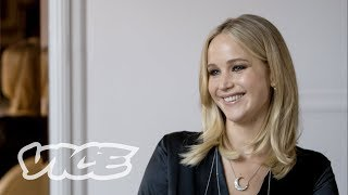 Download Jennifer Lawrence Talks About Her New Film, 'mother!' Video
