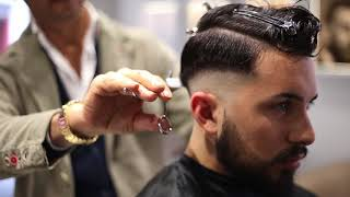 Download Lello Curci Tutorial Old School For Mood hairdressaires man Video