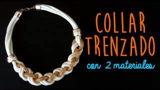 Download COLLAR ENTRELAZADO - NUEVO TRENZADO Video