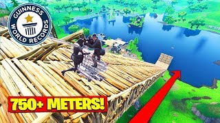 Download LONGEST CART JUMP *WORLD RECORD* In Fortnite Battle Royale! Video