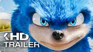 Download SONIC: The Hedgehog Trailer (2019) Video