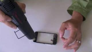 Download iPhone 3G / 3GS Glass Digitizer Replacement Repair HD Tutorial DIY Complete Video