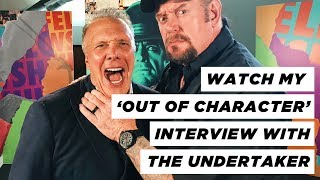 Download New Rare Interview - The Undertaker 'Out of Character' w/ Ed Young Video