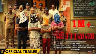 Download Visaaranai - Official Trailer | Vetri Maaran | G.V.Prakash Kumar | Dinesh | Dhanush Video