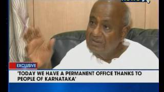 Download Exclusive — BJP and Congress are trying to loot the country: Deve Gowda to NewsX Video