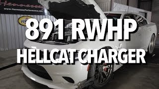 Download 891 Rear Wheel HP Hellcat Charger by Hennessey Performance Video