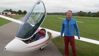 Download Erstflug des Segelflugzeug-Prototyps Mü 31 Video