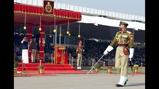 Download BORDER SECURITY FORCE : 52nd RAISING DAY PARADE - 2017 Video