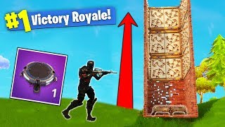 Download The LEGENDARY Launch Pad & Spike Trap In Fortnite Battle Royale! Video