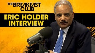 Download Former Attorney General Eric Holder On Working With Obama & Why Every Vote Counts Video