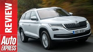 Download New Skoda Kodiaq review: could the big SUV be best-in-class? Video