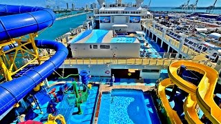 Download Norwegian Escape Cruise Ship Video Tour and Review Video