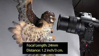 Download Sony RX10 IV Minimum Focus Distance Video