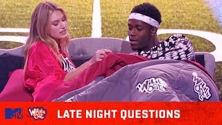 Download Jennifer Lopez & A-Rod 🍆 Share Pillow Talk | Wild 'N Out | #LateNightQuestions Video
