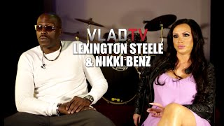 Download Nikki Benz and Lex Steele Recall Multiple Fights While Filming Video