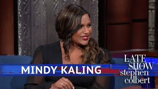 Download Mindy Kaling Liked Stephen's Baby Gift... But Not As Much As Oprah's Video