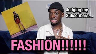 Download JUDGING MY SUBSCRIBERS FASHION Video