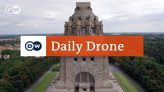 Download #DailyDrone: Völkerschlachtdenkmal Video