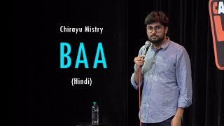 Download Baa   Stand-Up Comedy by Chirayu Mistry Video