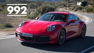 Download Porsche 911 Carrera S: First Driving Impressions Of The New 992 | Carfection + Video